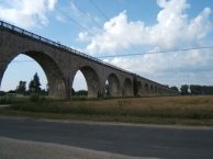 Pont per lu tren…que jamai deguet passat dessus.